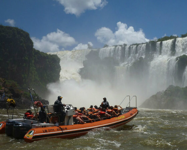 Boutique South America Iguazu Falls Gran Adventura