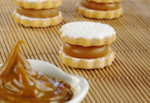 Dulce de Leche and alfajor