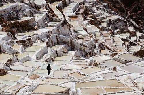 ue South America Peru Maras