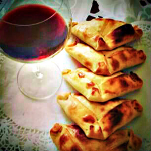 Boutique South America empanadas and vino