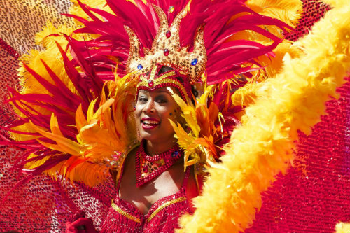 Boutique South America carnival Brazil