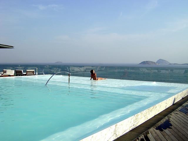 Boutique South America Rio Fasano Hotel Pool