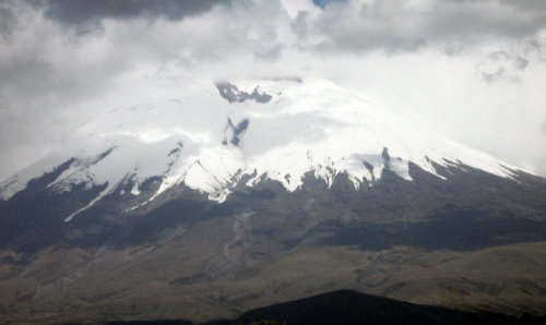 Top things for travellers to Ecuador - Volcano