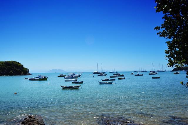 Buzios Brazil beach South America