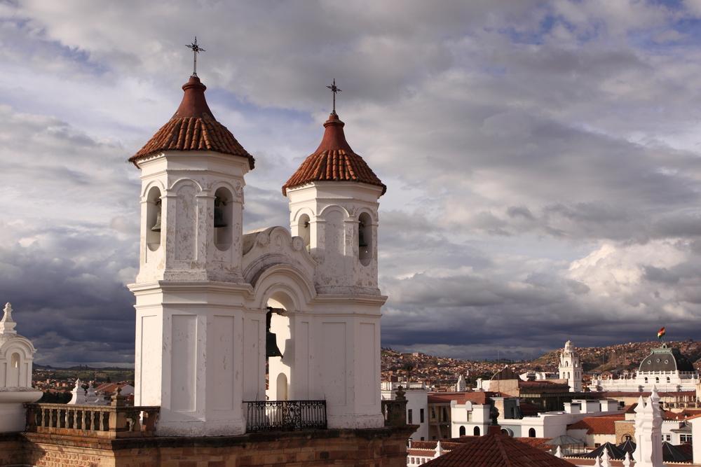 Bolivia historic Sucre