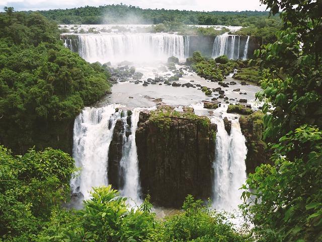 Iguassu Fall