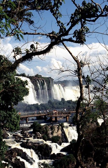 Iguassu Waterfall Brazil