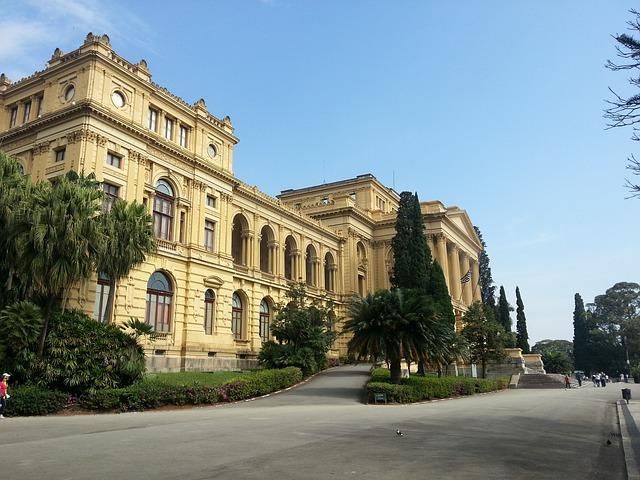 Brazilian history museum