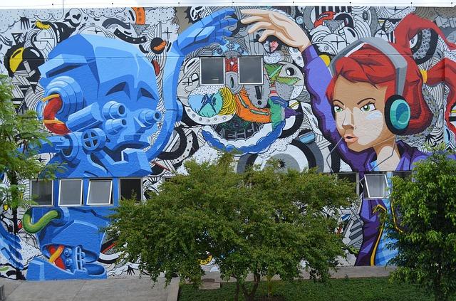 mural street art São Paulo, Brazil