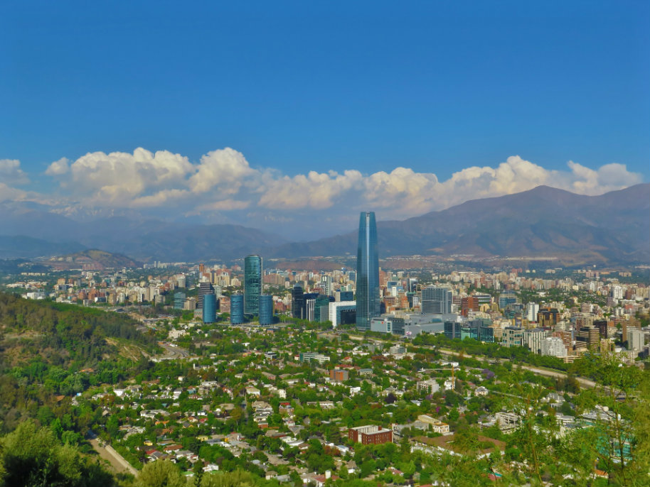New Year New Direct Flights To Santiago From Melbourne